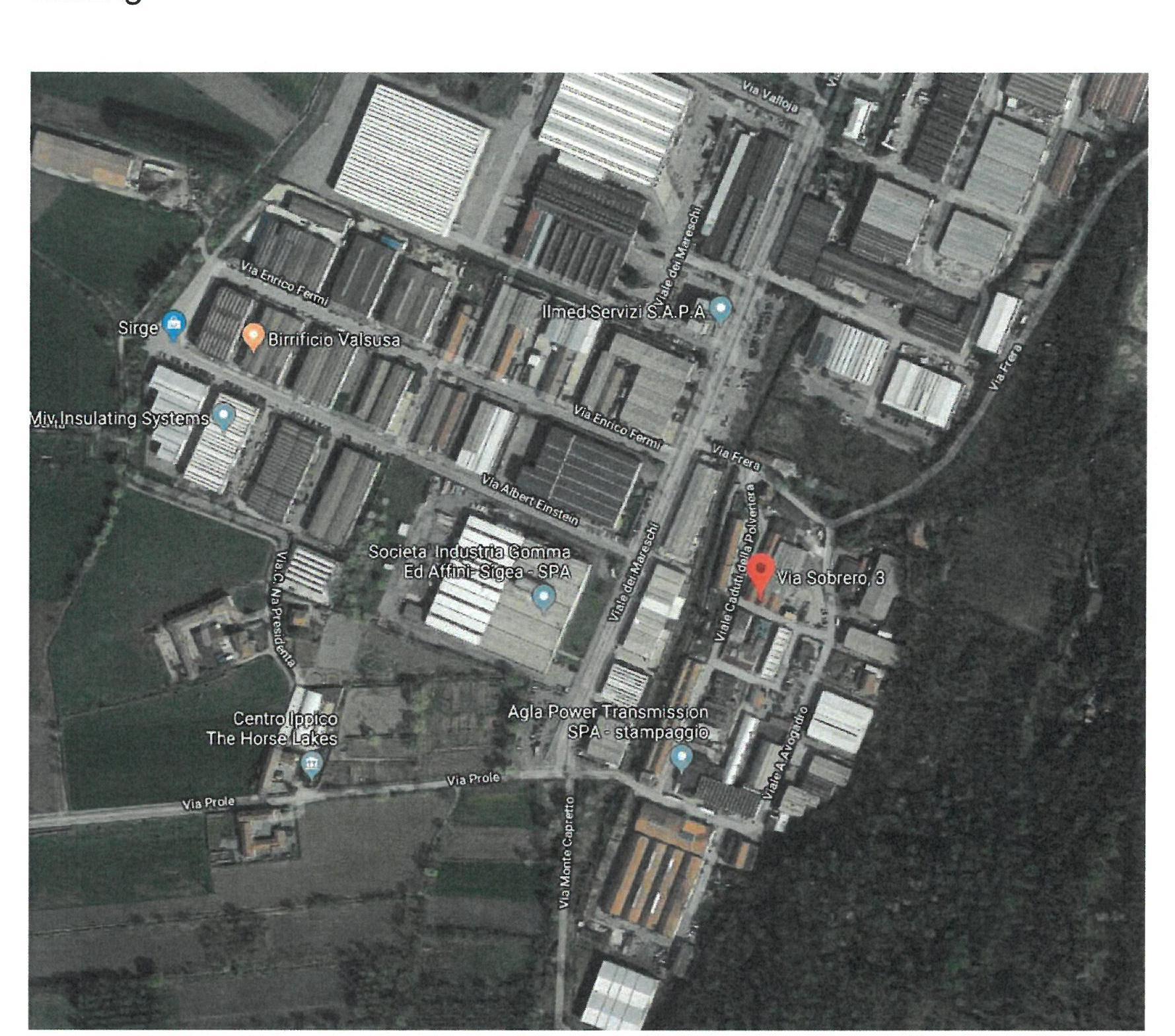 Cessione attività in vendita Bertassi-via Sobrero Avigliana