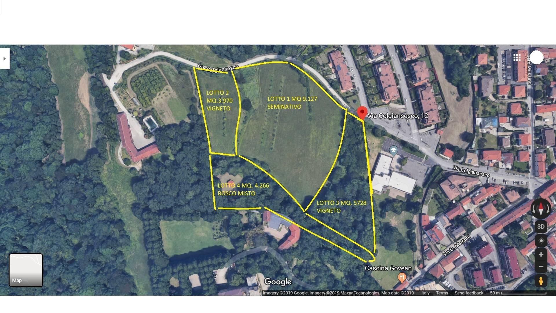Terreno Agricolo in vendita a Alpignano, 9999 locali, zona Località: Colgiansesco, prezzo € 230.000 | CambioCasa.it