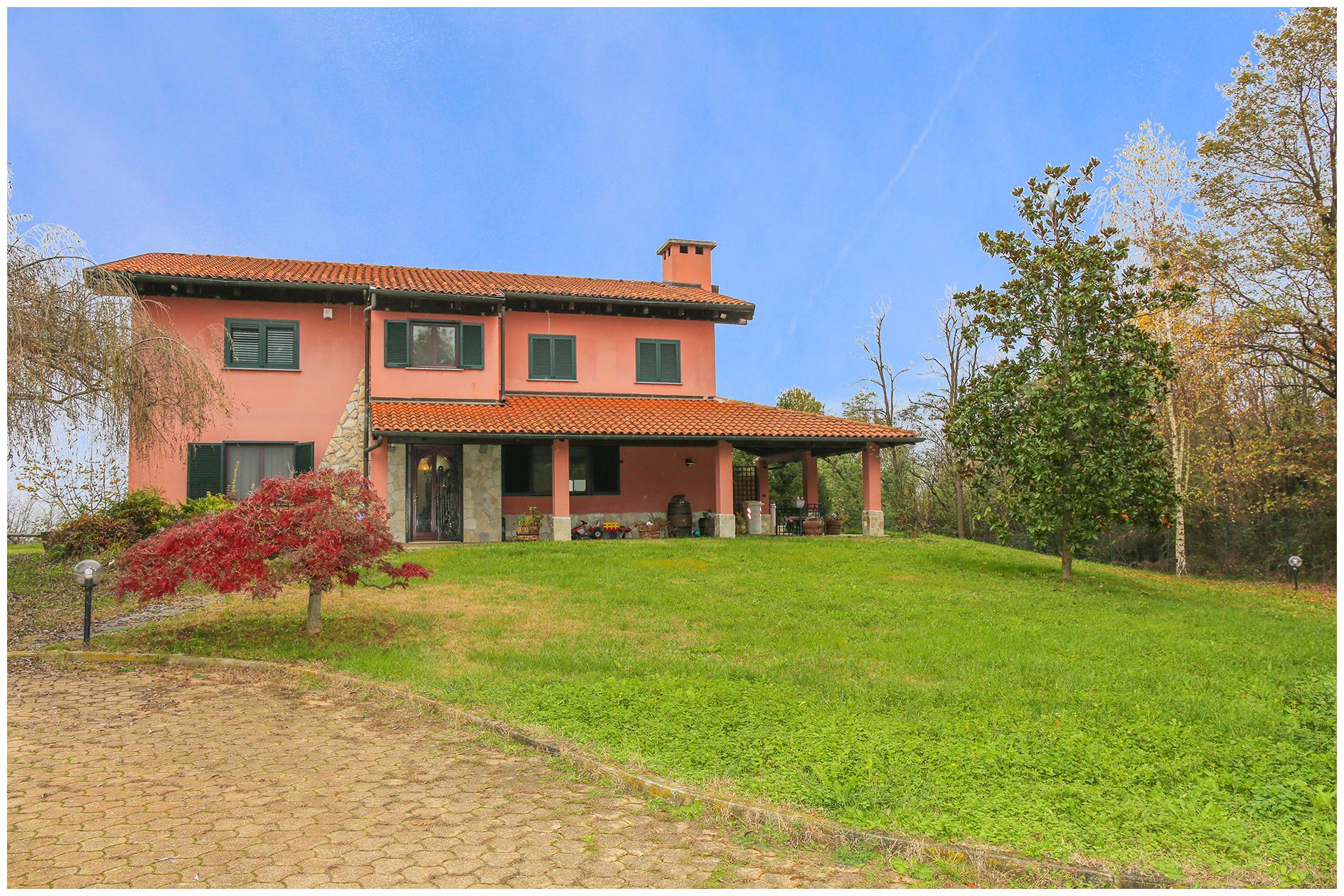 Foto - Villa In Vendita Monteu Roero (cn)