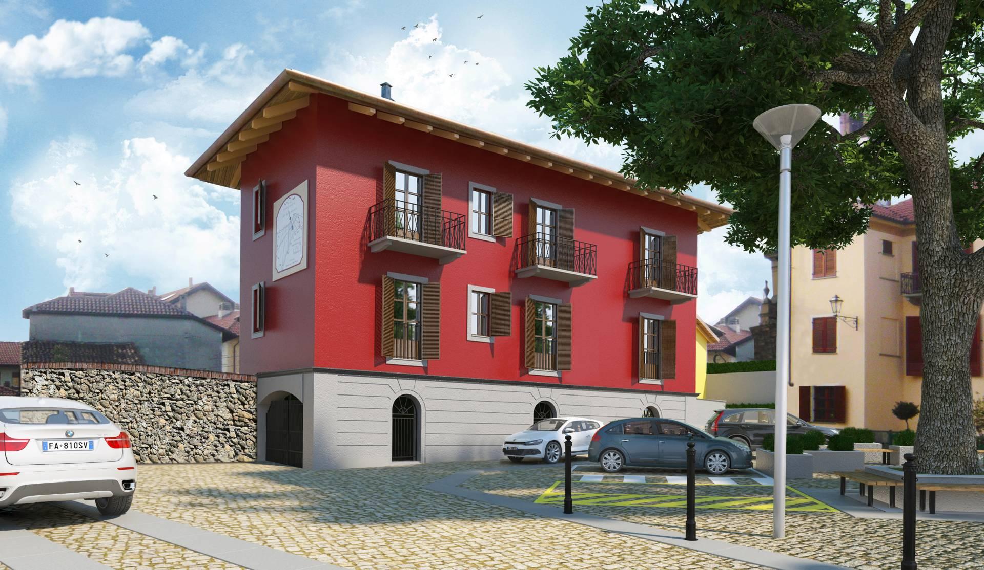 Appartamento in vendita a Villarbasse, 2 locali, zona Località: Centro, prezzo € 188.000   CambioCasa.it