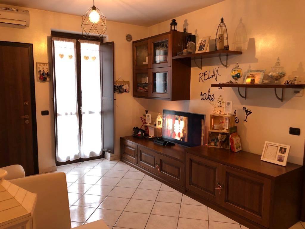 Appartamento in affitto a Piobesi Torinese, 2 locali, zona Località: Centro, prezzo € 450   PortaleAgenzieImmobiliari.it
