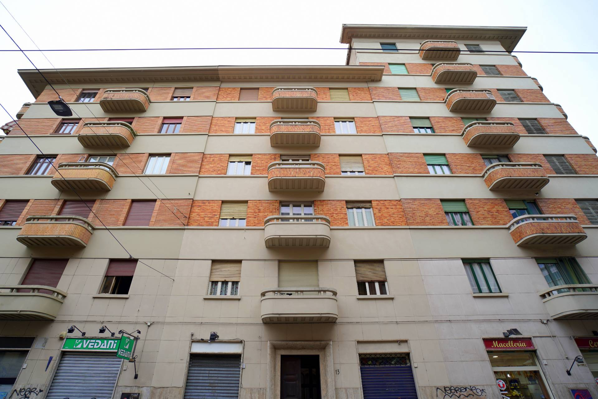Cantiere a Torino