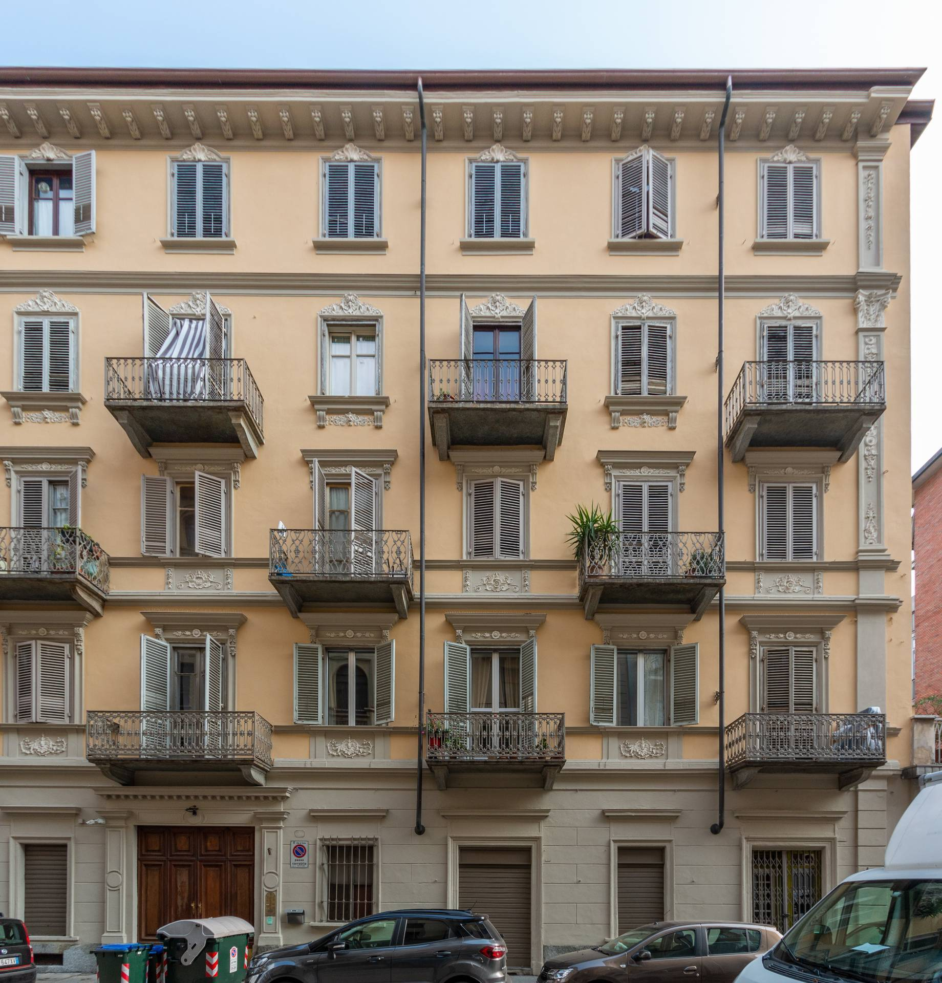 torino vendita quart: san salvario chiusano & c. immobiliare