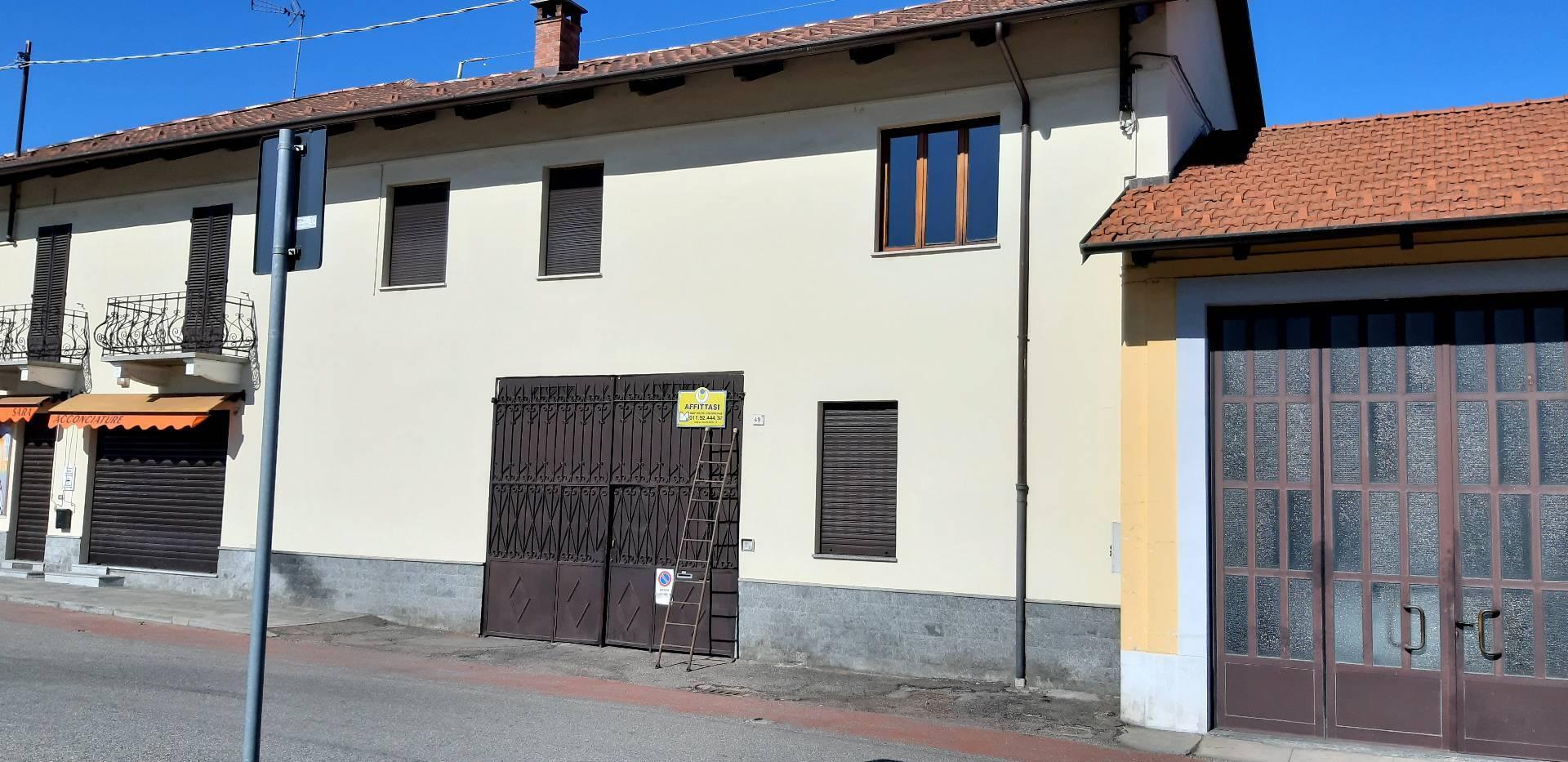 Appartamento in affitto a San Maurizio Canavese, 3 locali, zona Località: Remmert, prezzo € 480   PortaleAgenzieImmobiliari.it