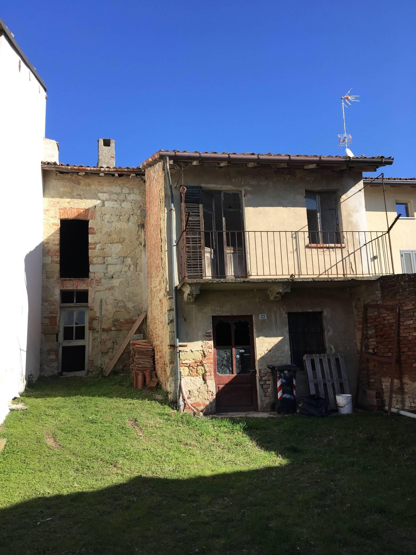 Porzione di casa in vendita a Vignale Monferrato (AL)