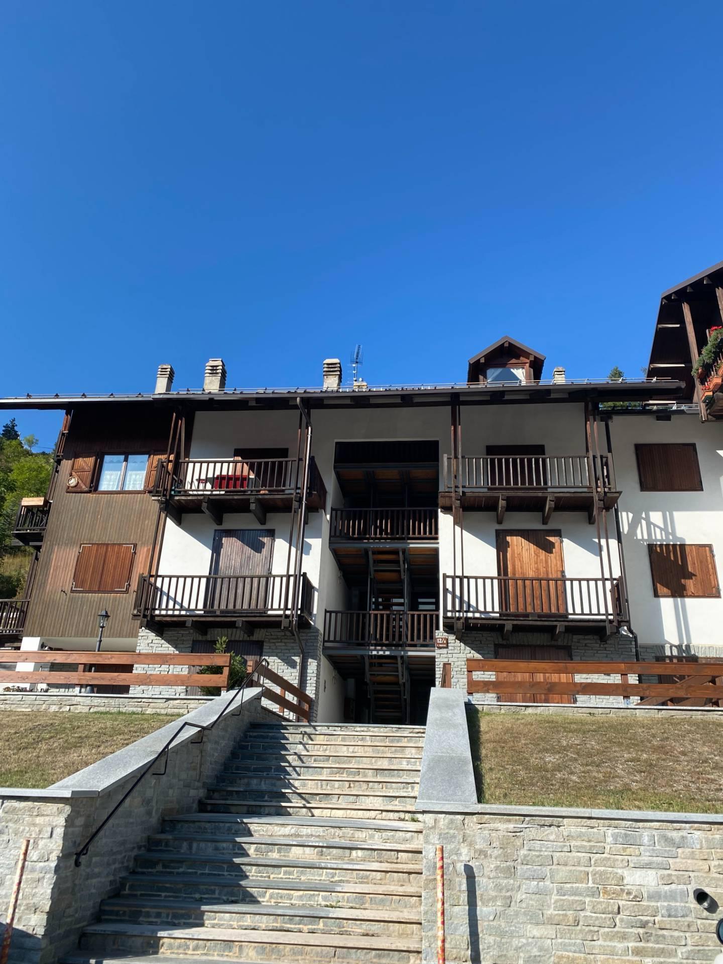 Vendita Bilocale Appartamento Cesana Torinese 292491