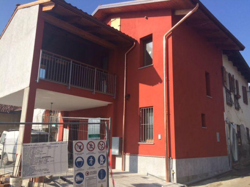 Casa indipendente in Affitto a Mombello di Torino