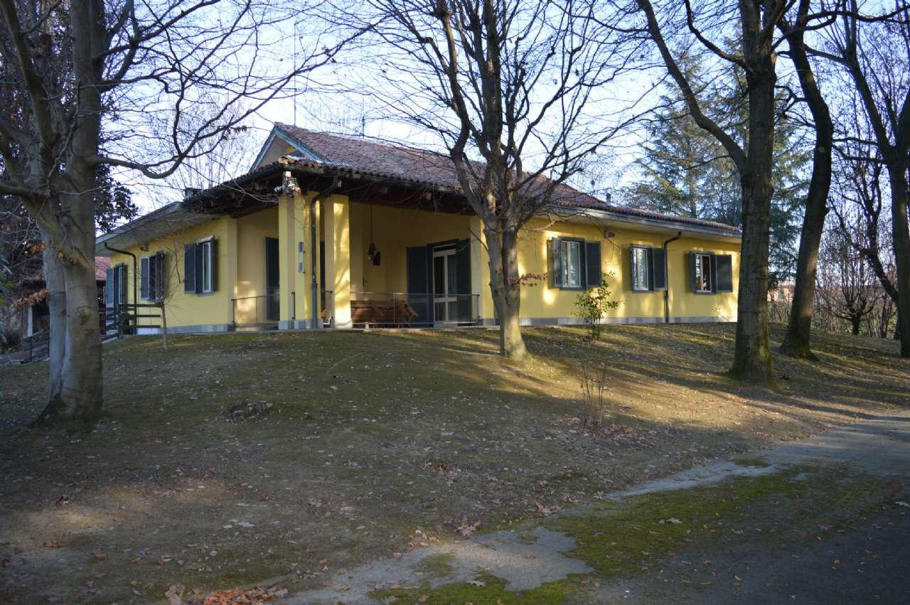 Villa in Vendita a Caselle Torinese