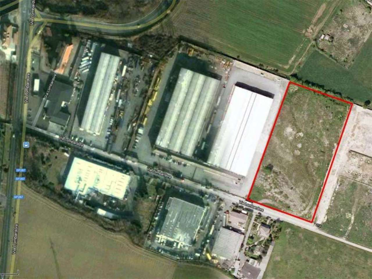 Terreno industriale in Vendita a Leinì