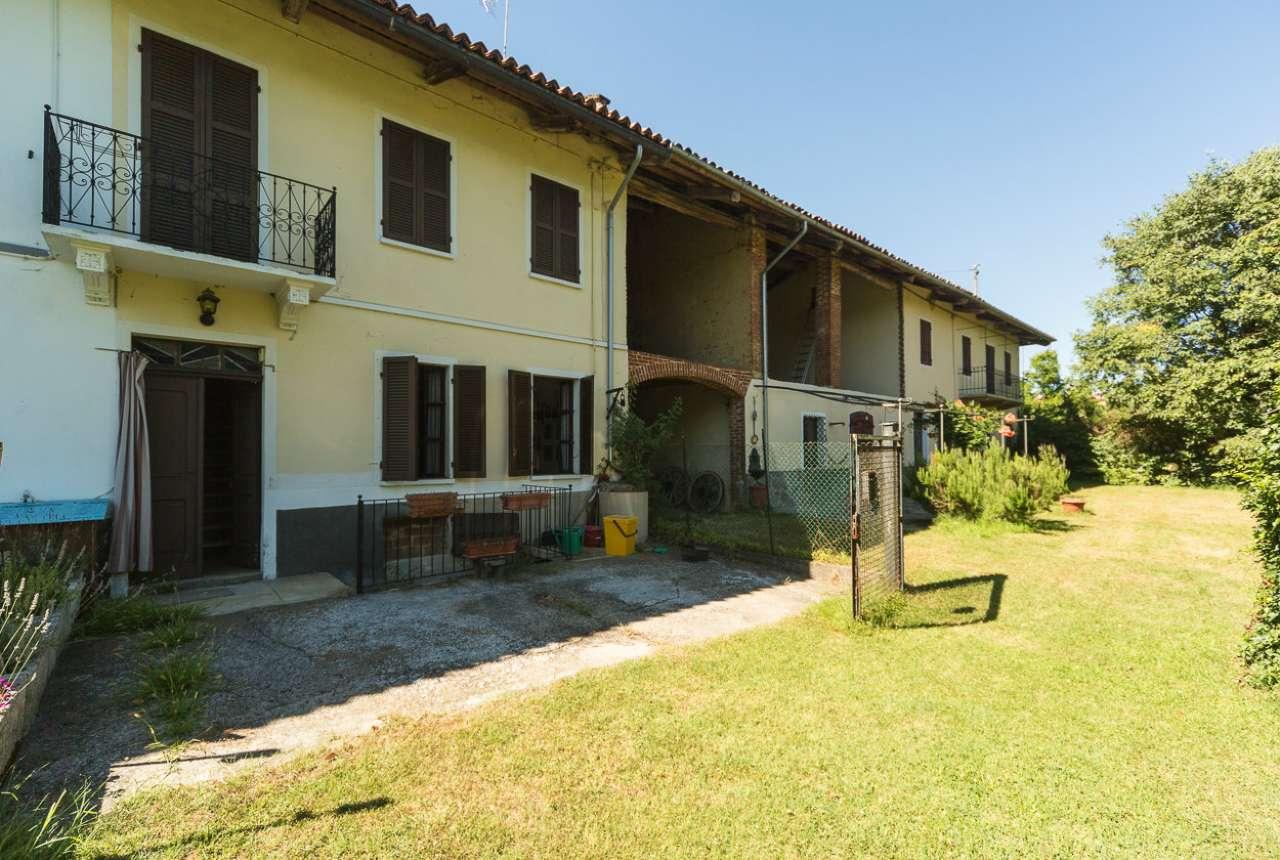 Porzione di casa in Vendita a Cerreto d'Asti