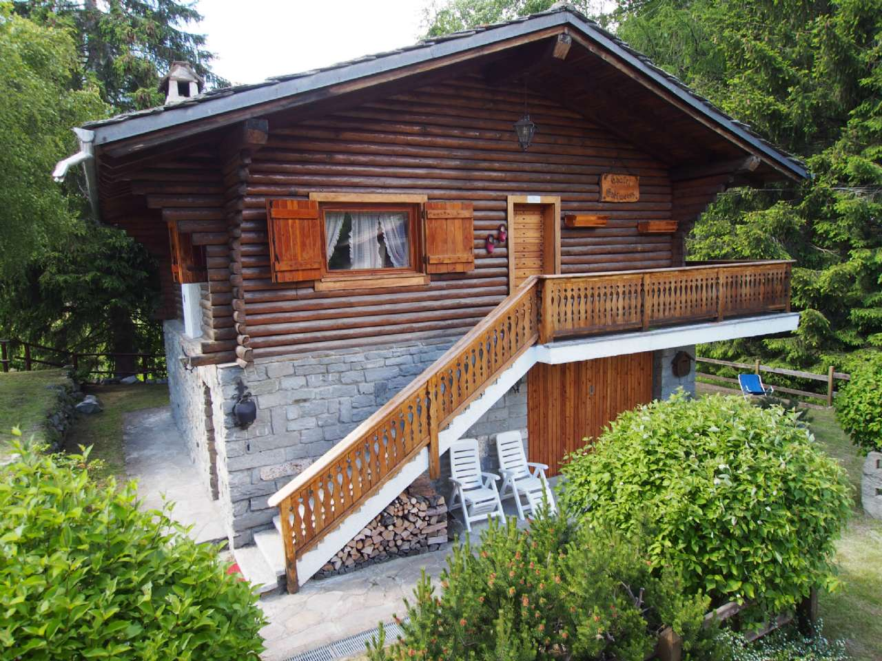 Villa Unifamiliare in Vendita a Gressoney-Saint-Jean