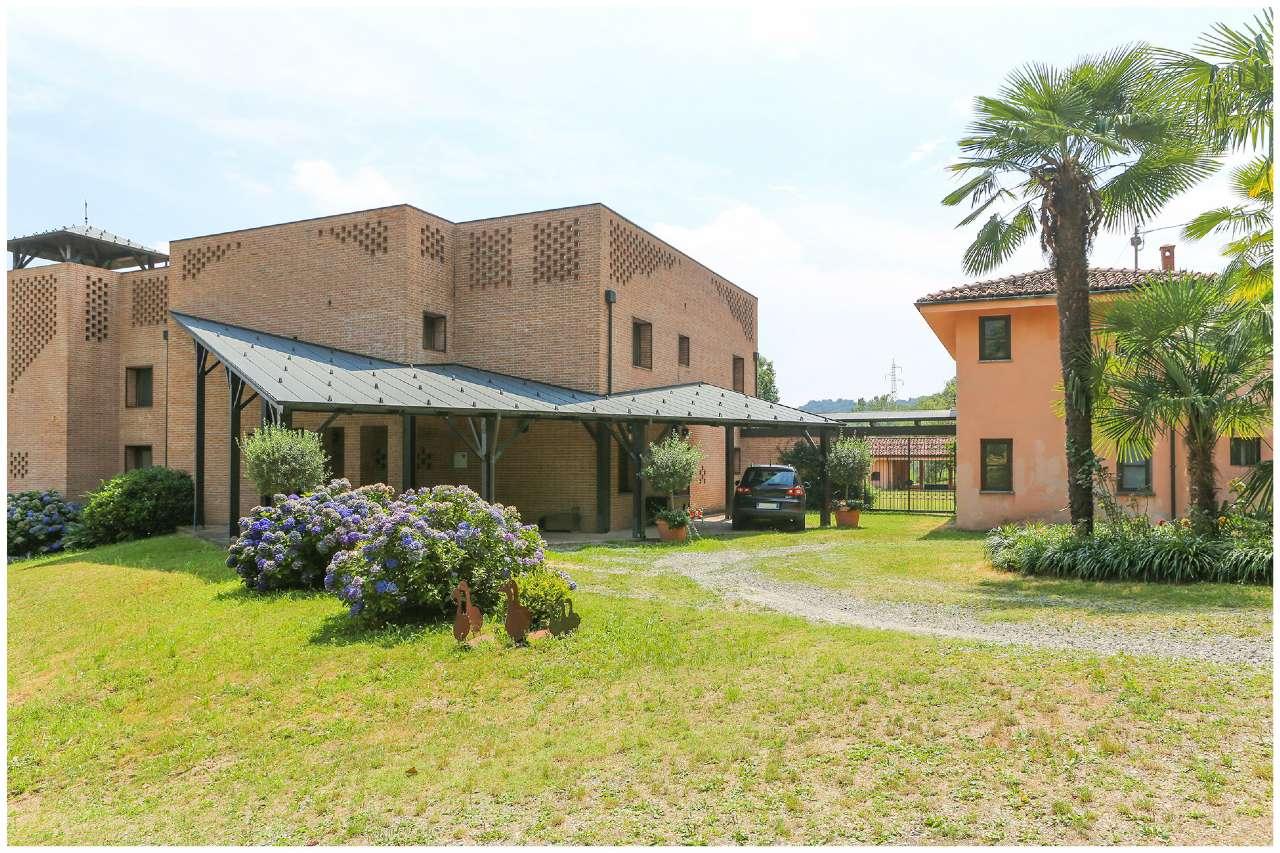 Villa Unifamiliare in Vendita a Pinerolo