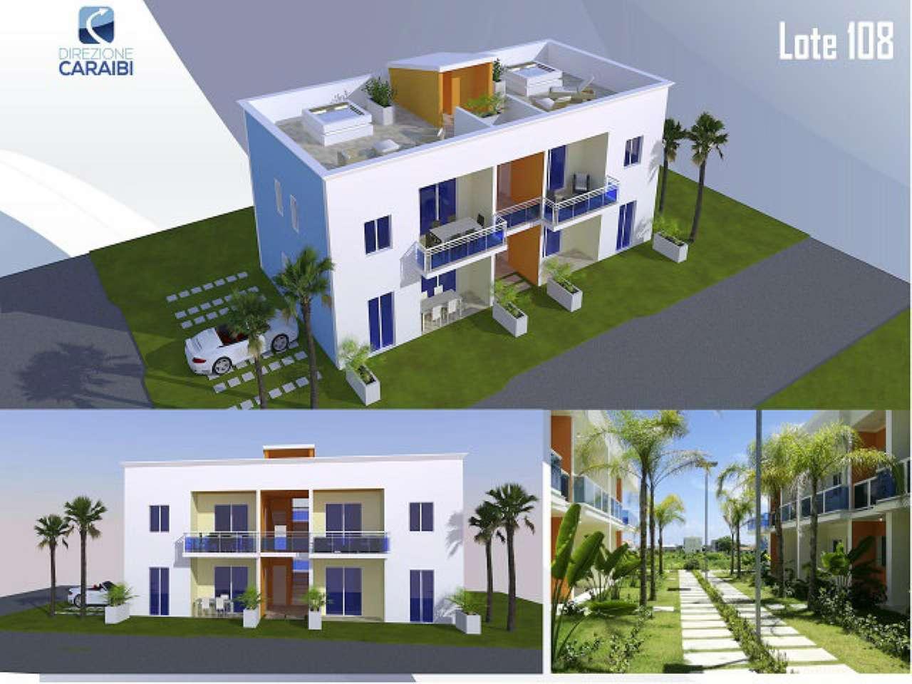 Appartamento in Vendita a Boca Chica