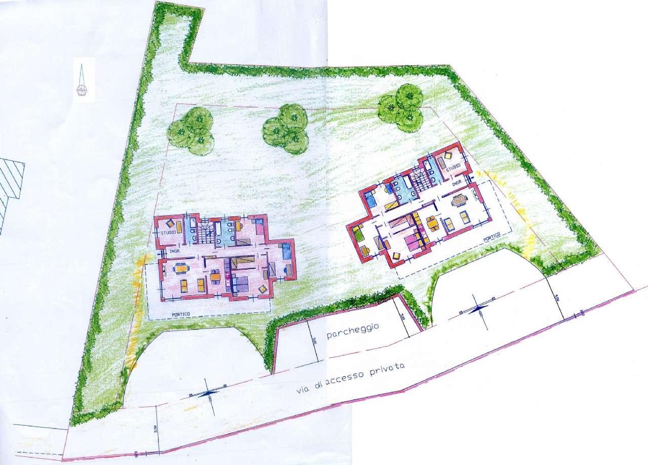 Terreno residenziale in Vendita a Moncucco Torinese