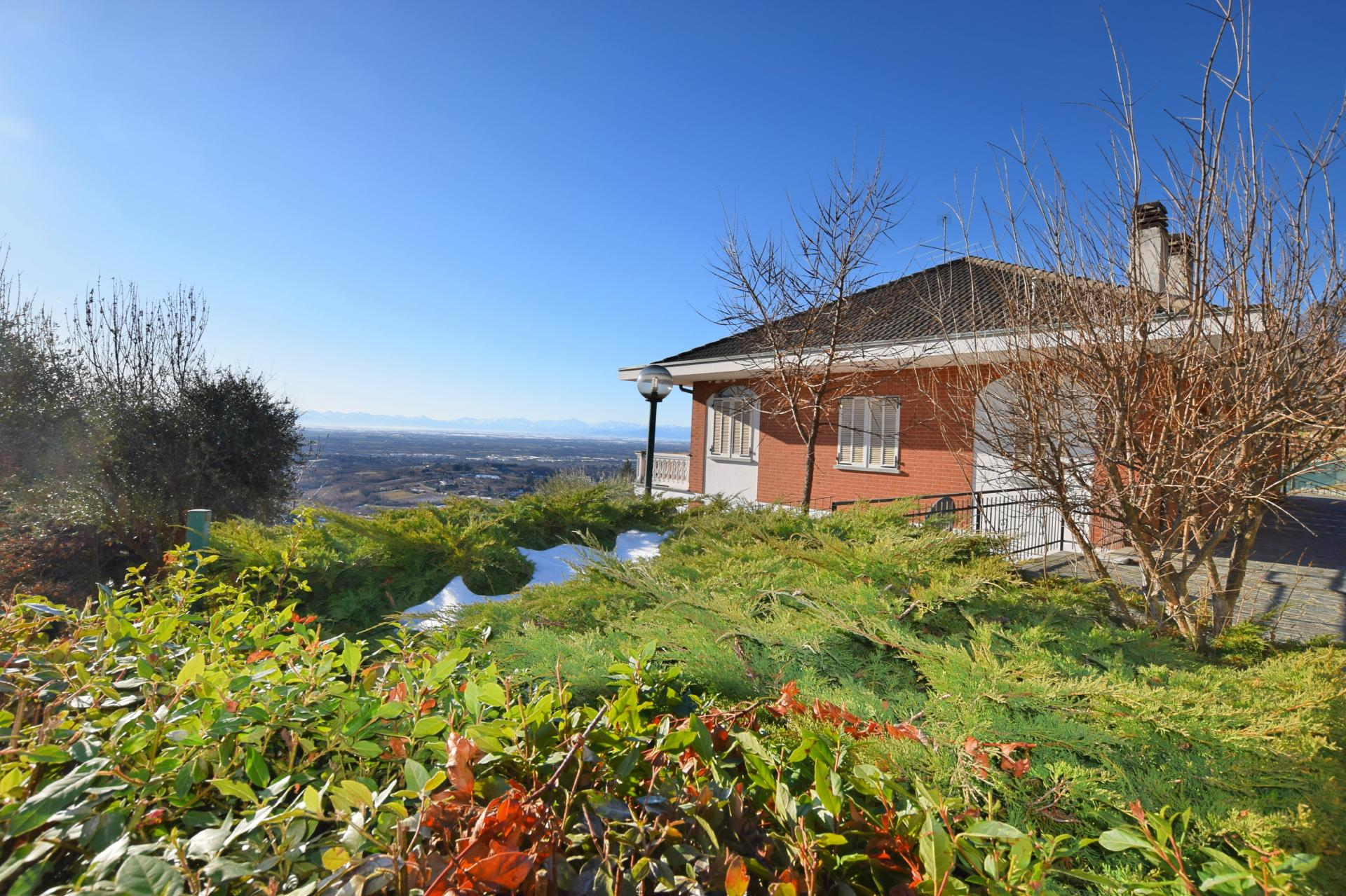 Villa in Vendita a Pecetto Torinese