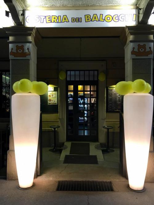 Attività Commerciale - Ristorante in Affitto a Torino