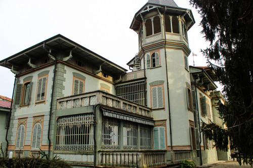 Villa Storica in Vendita a Cuorgnè