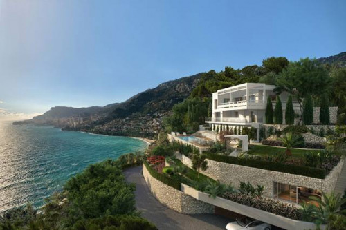 in Buy to Roquebrune-Cap-Martin