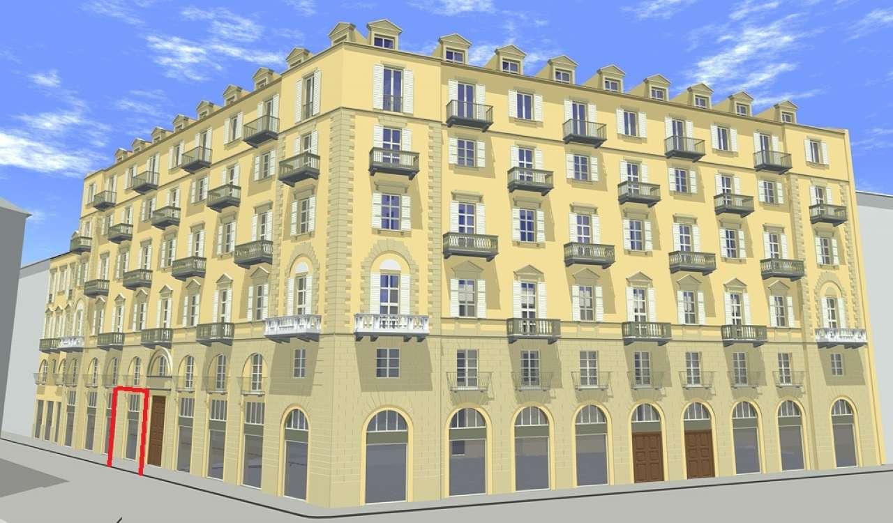 Magazzino in Affitto/Vendita a Torino
