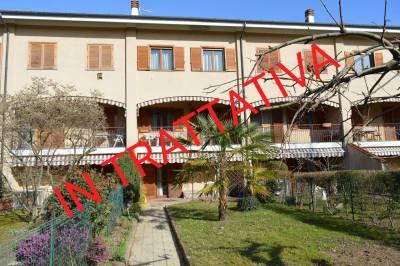 Villa a Schiera in Vendita a Caselle Torinese