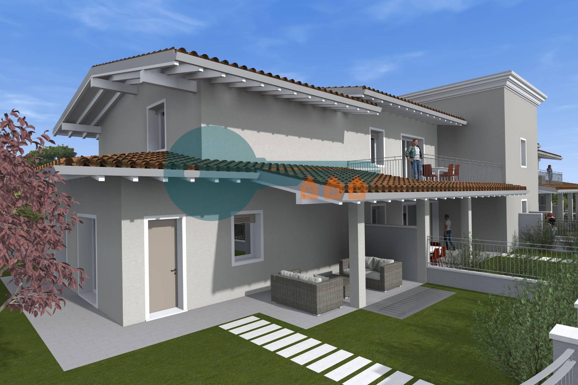 Appartamento in vendita a Mazzano, 4 locali, zona netto, prezzo € 270.000 | PortaleAgenzieImmobiliari.it