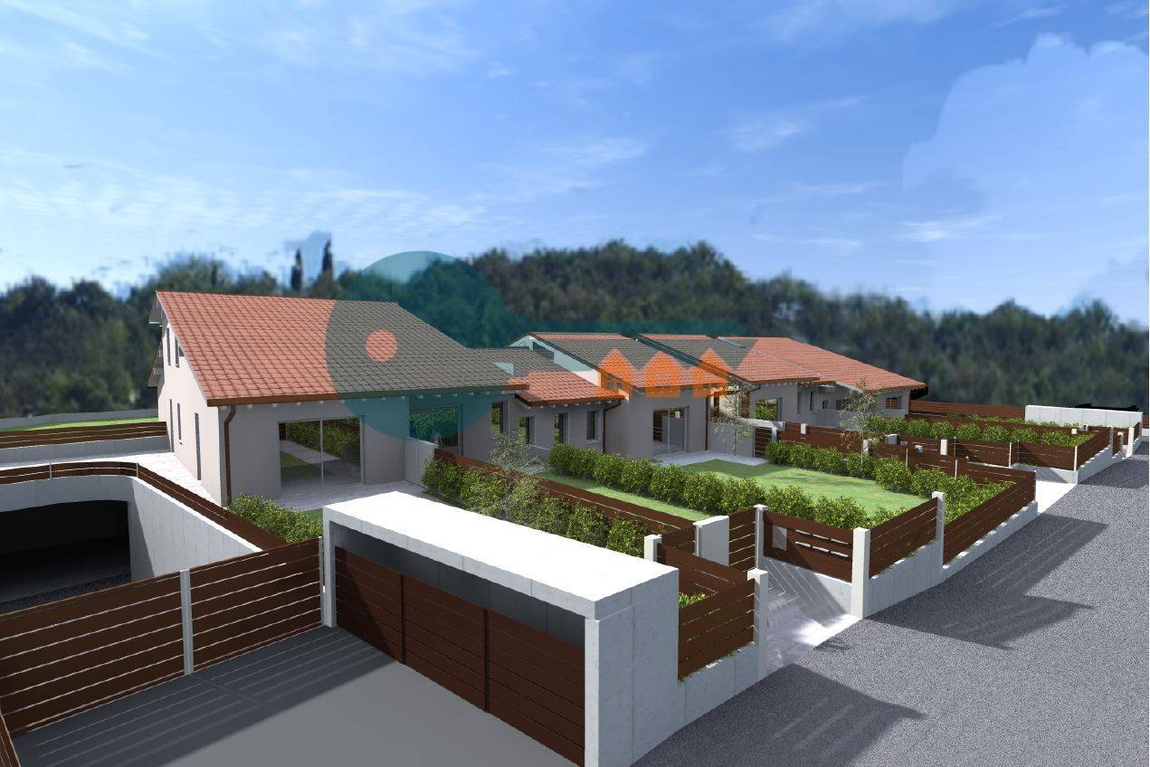 Villa a Schiera in vendita a Solferino, 4 locali, prezzo € 220.000 | PortaleAgenzieImmobiliari.it