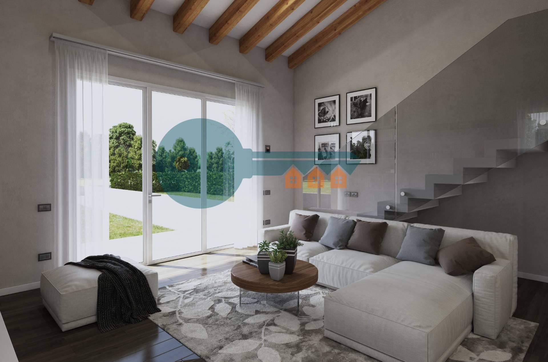 Villa a Schiera in vendita a Solferino, 5 locali, prezzo € 280.000 | PortaleAgenzieImmobiliari.it