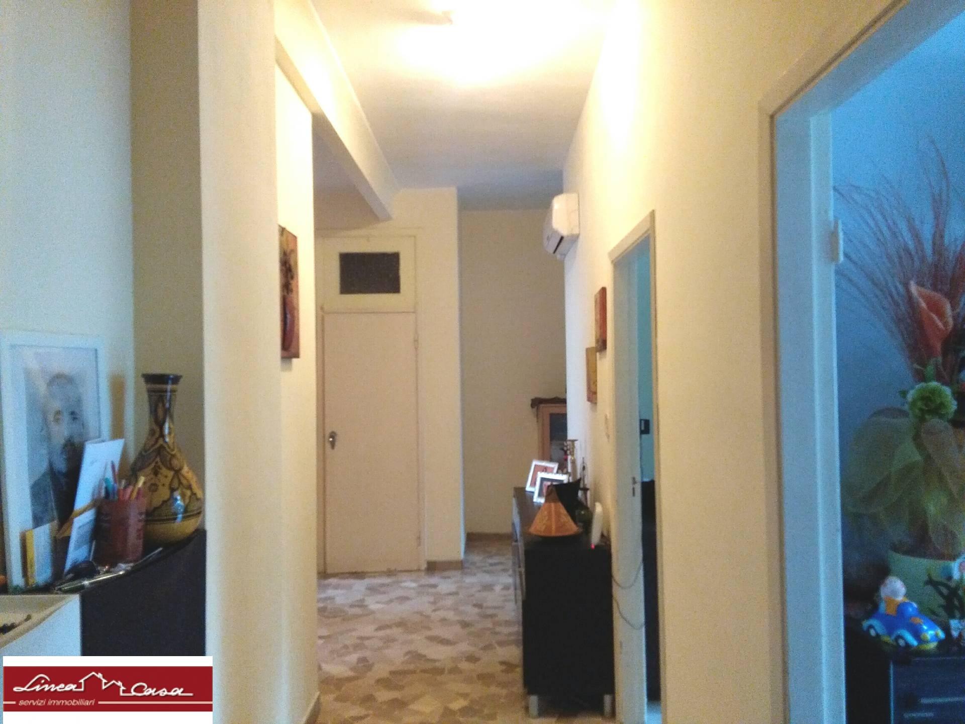 vendita appartamento ferrara zona foro boario  85000 euro  3 locali  85 mq