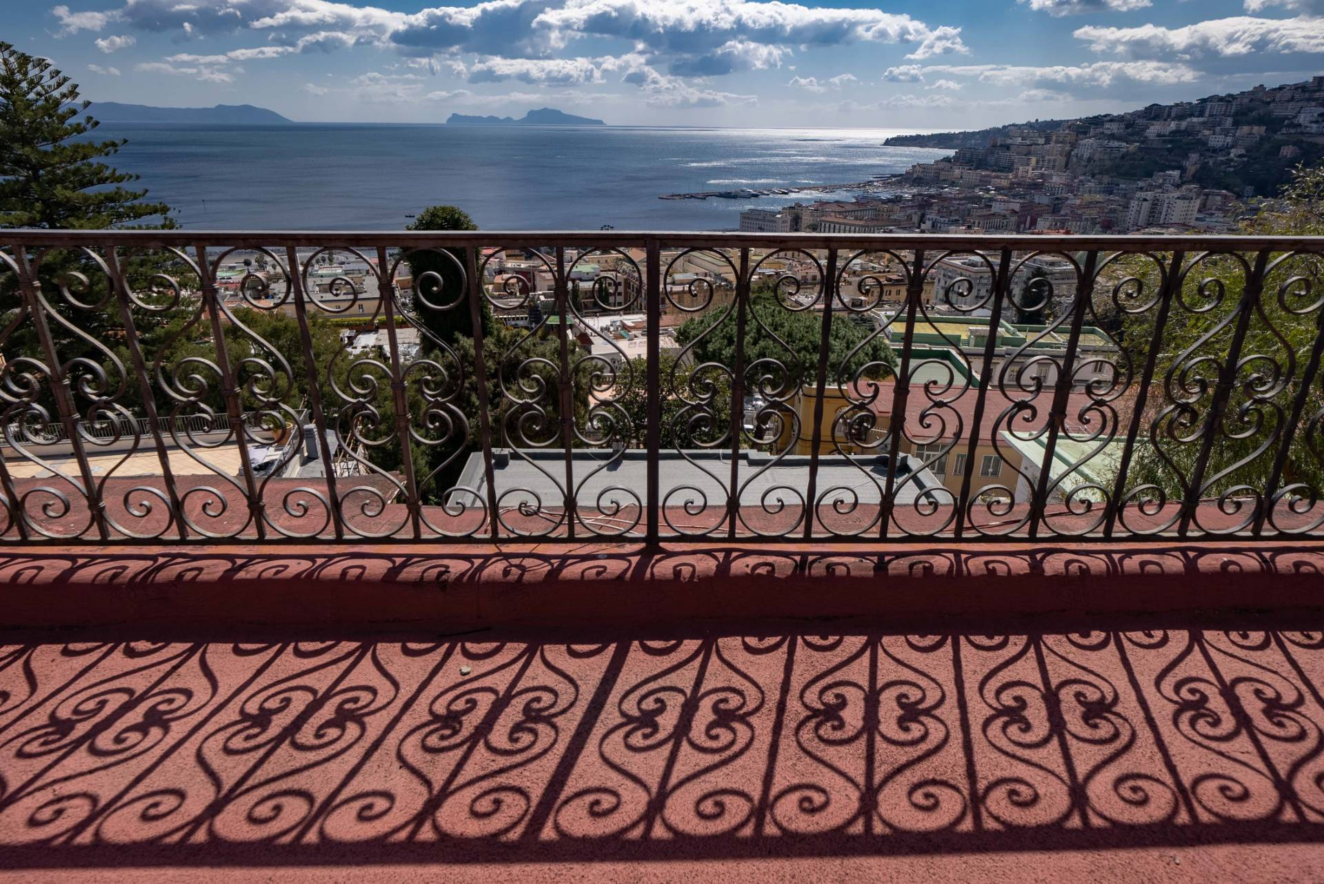 picture of Villa With Breathtaking Views Of The Gulf Of Naples