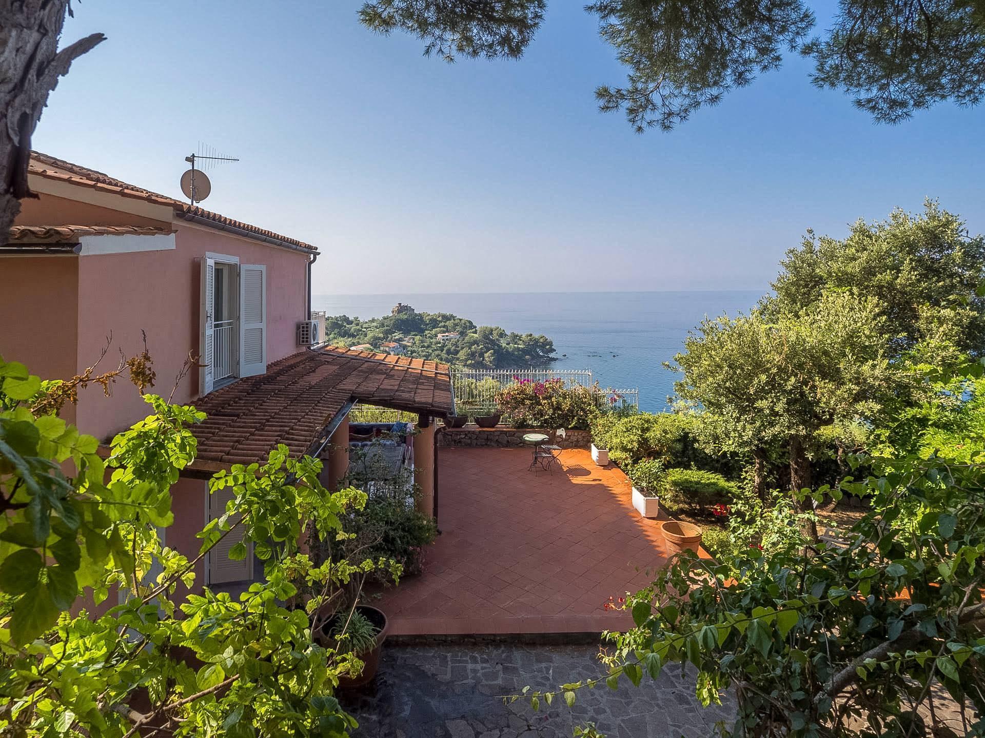 picture of Amazing Maratea Villa Overlooking The Sea