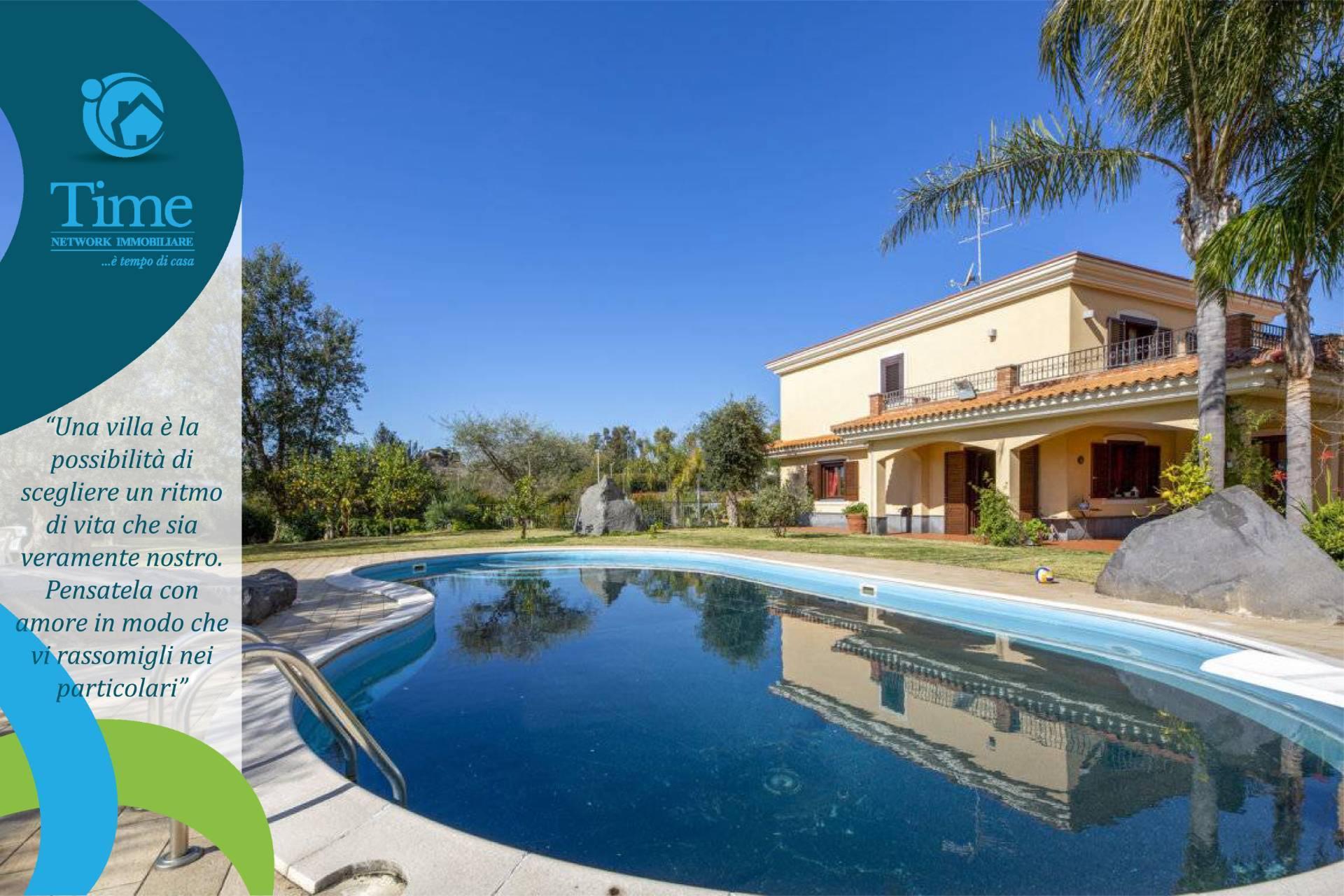 Villa in vendita a Aci Catena (CT)