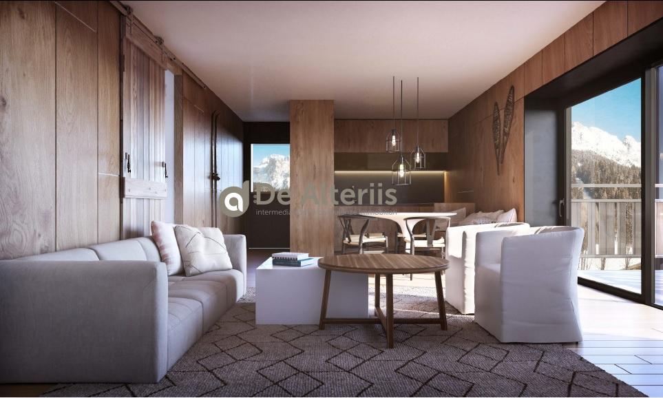 Appartamento in vendita a Comelico Superiore, 4 locali, zona Zona: Padola, prezzo € 330.000 | CambioCasa.it