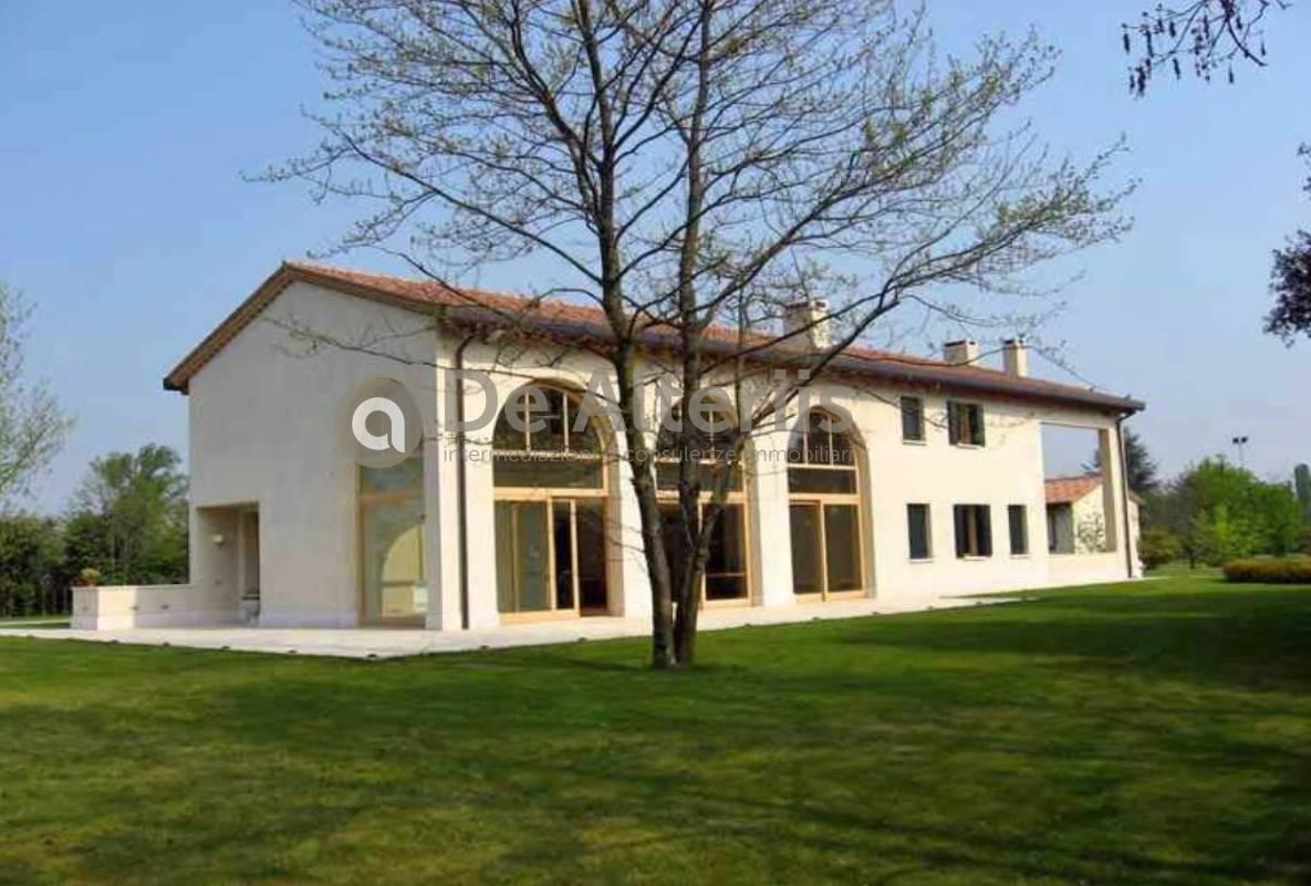 Comune Di Ponzano Veneto vendita villa/villetta ponzano veneto