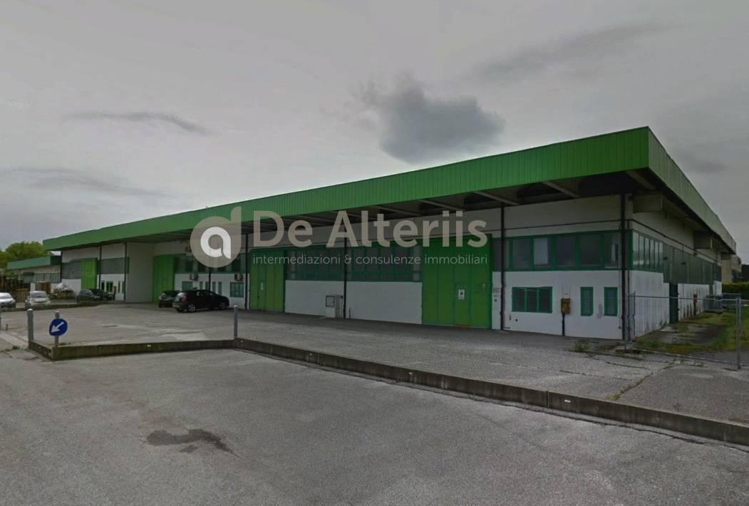 Capannone in vendita a Zero Branco, 9999 locali, prezzo € 120.000 | CambioCasa.it