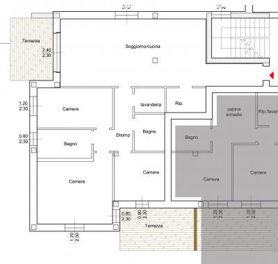 Vai alla scheda: Appartamento Vendita - Verona (VR)   Ponte Crencano - Codice -GF P2 -19