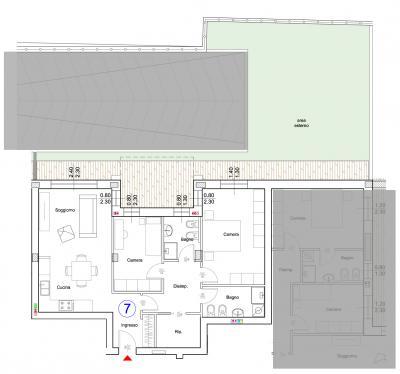 Vai alla scheda: Appartamento Vendita - Verona (VR)   Ponte Crencano - Codice -GF PT 7 ERP