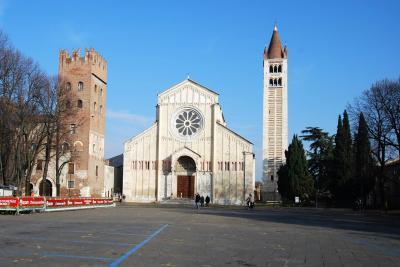 Vai alla scheda: Appartamento Vendita - Verona (VR)   San Zeno - Codice -PP07