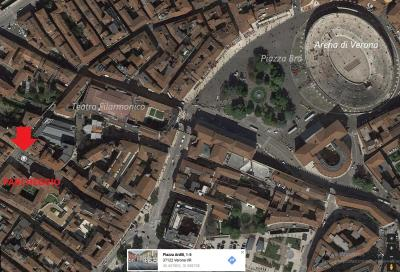 Vai alla scheda: Box / Posto auto Vendita - Verona (VR) | Centro storico - Codice -AZ07