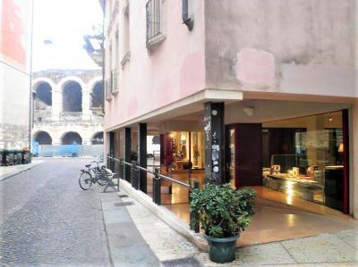 Vai alla scheda: Negozio Vendita - Verona (VR) | Centro storico - Codice -NS15