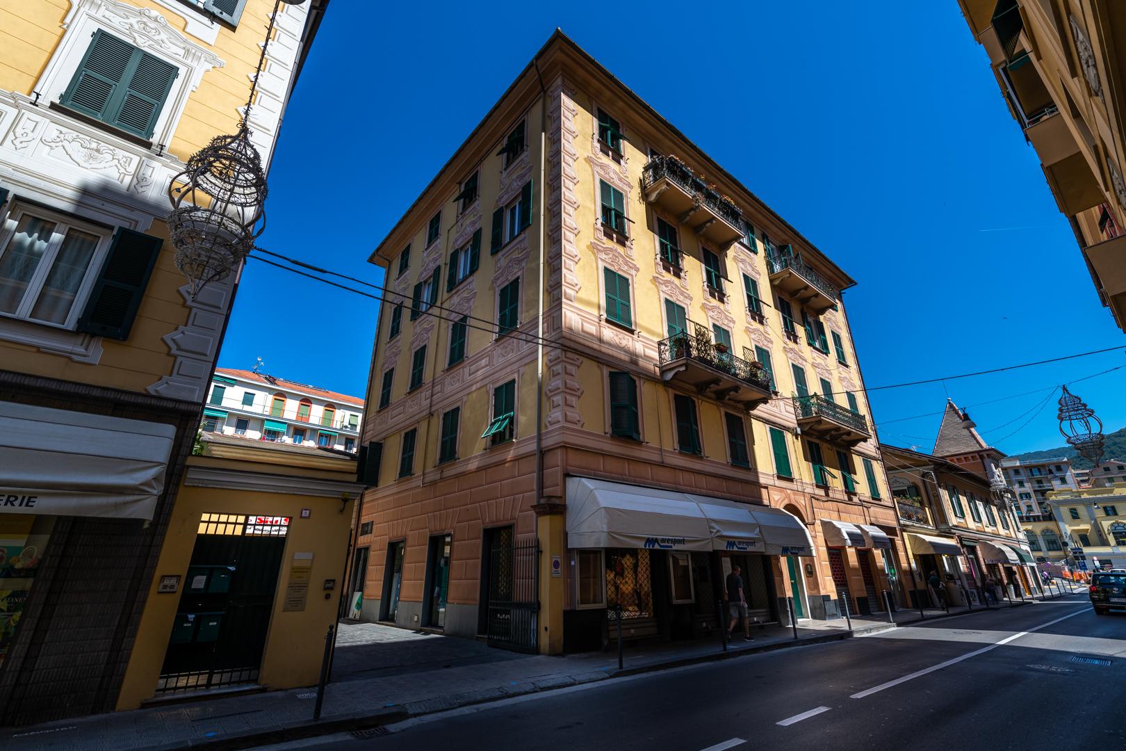 Agenzie Immobiliari A Rapallo trilocale in vendita a rapallo