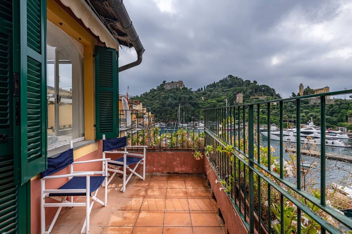 Attico / Mansarda in affitto a Portofino, 6 locali, Trattative riservate | CambioCasa.it