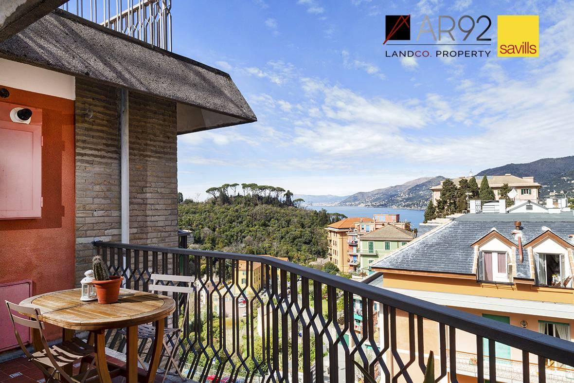 Appartamento in affitto a Camogli, 3 locali, prezzo € 1.500 | CambioCasa.it