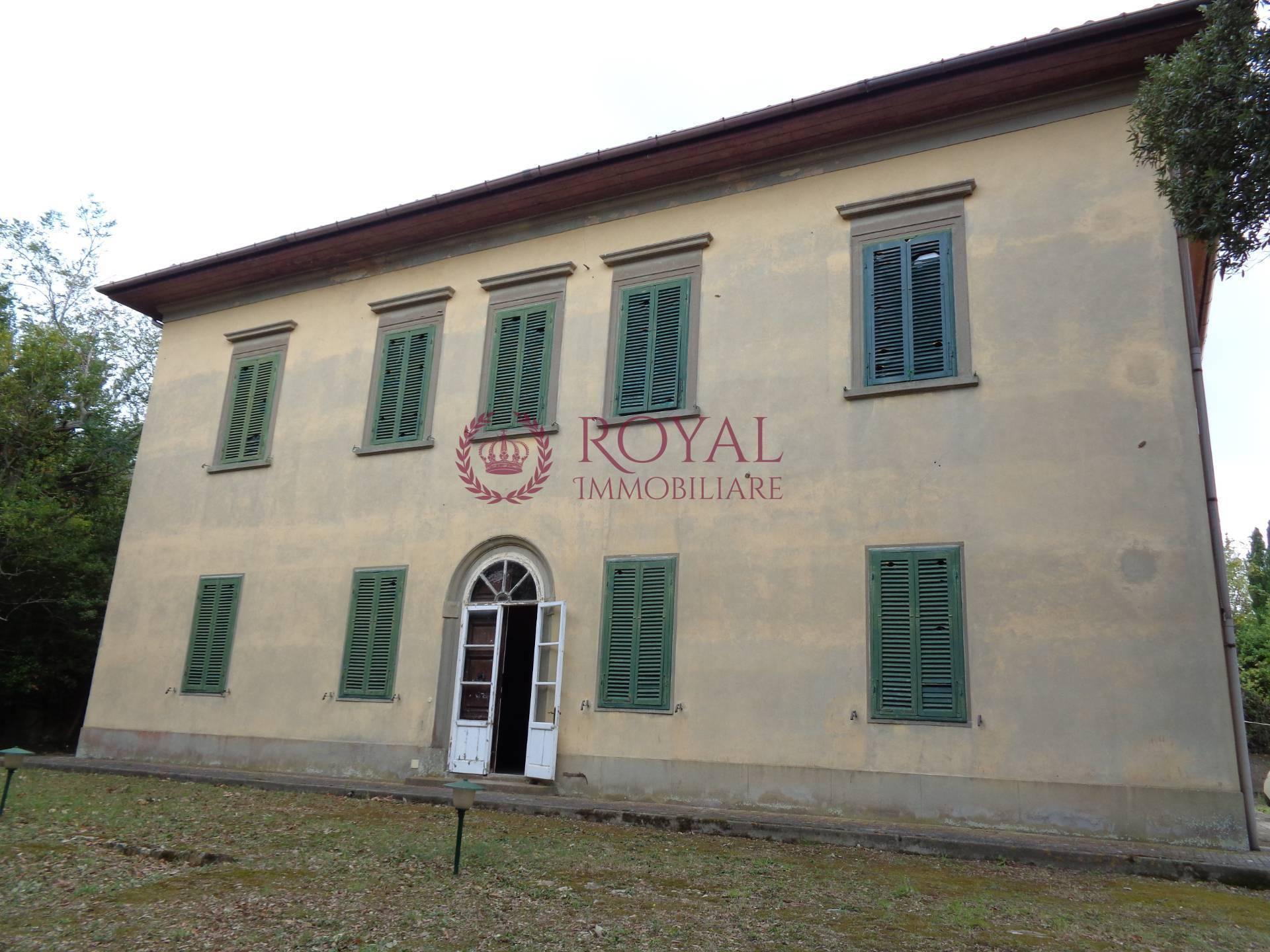 VILLA in Vendita a Montenero, Livorno (LIVORNO)