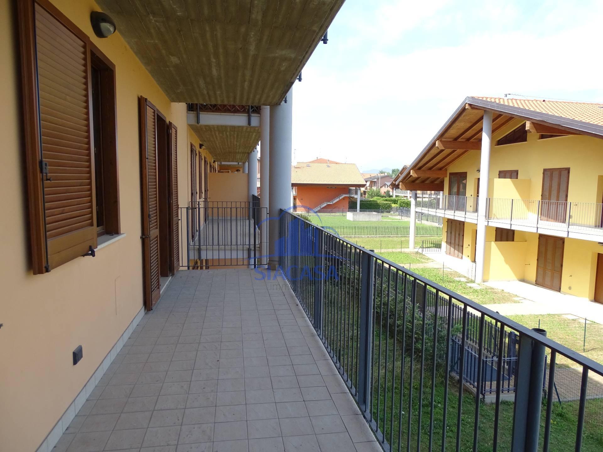 Appartamento in vendita a Cornate d'Adda, 3 locali, prezzo € 139.000 | PortaleAgenzieImmobiliari.it