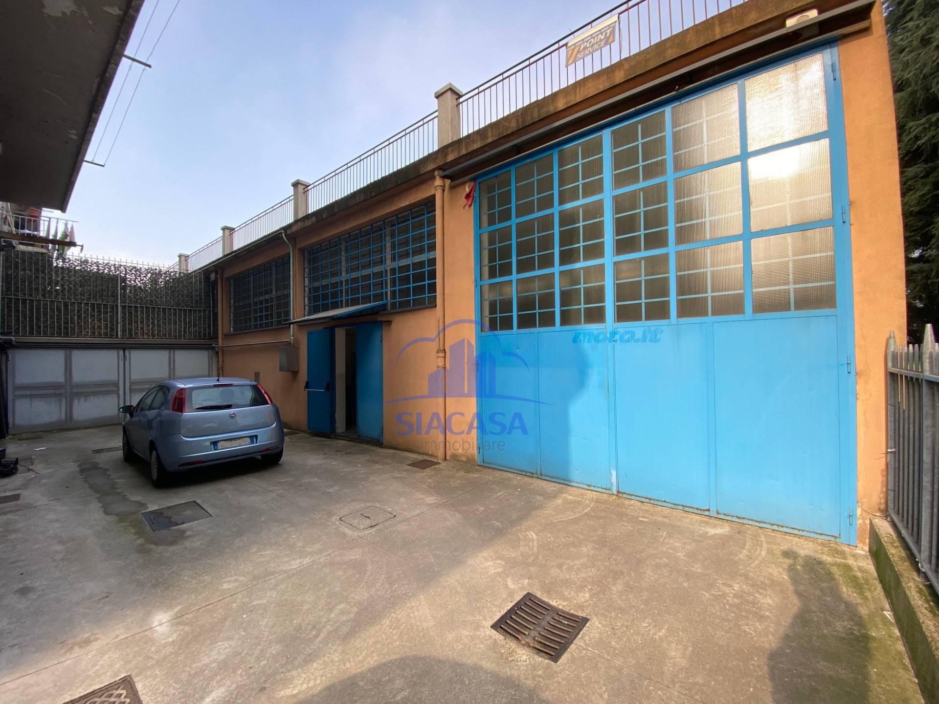 Capannone in vendita a Vimodrone, 9999 locali, prezzo € 298.000   PortaleAgenzieImmobiliari.it