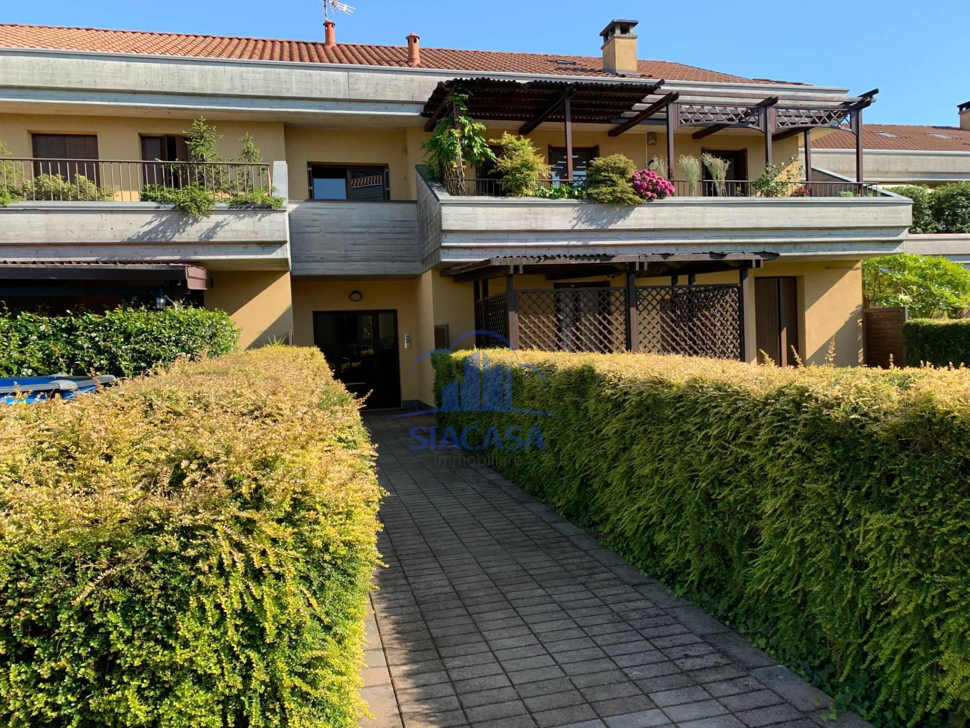 Appartamento in vendita a Cornate d'Adda, 3 locali, prezzo € 159.000 | PortaleAgenzieImmobiliari.it