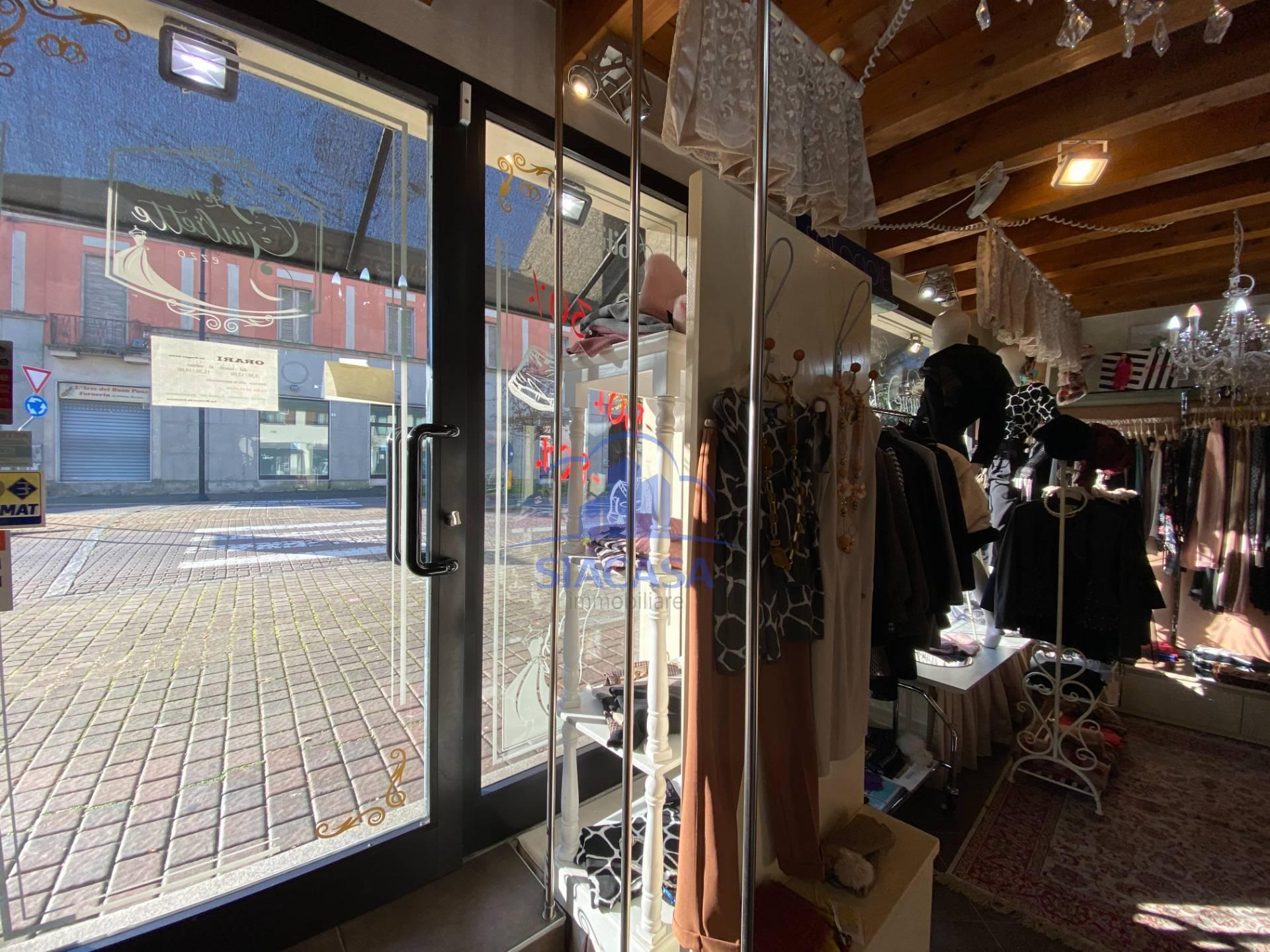 Negozio / Locale in affitto a Trezzo sull'Adda, 9999 locali, prezzo € 600 | PortaleAgenzieImmobiliari.it
