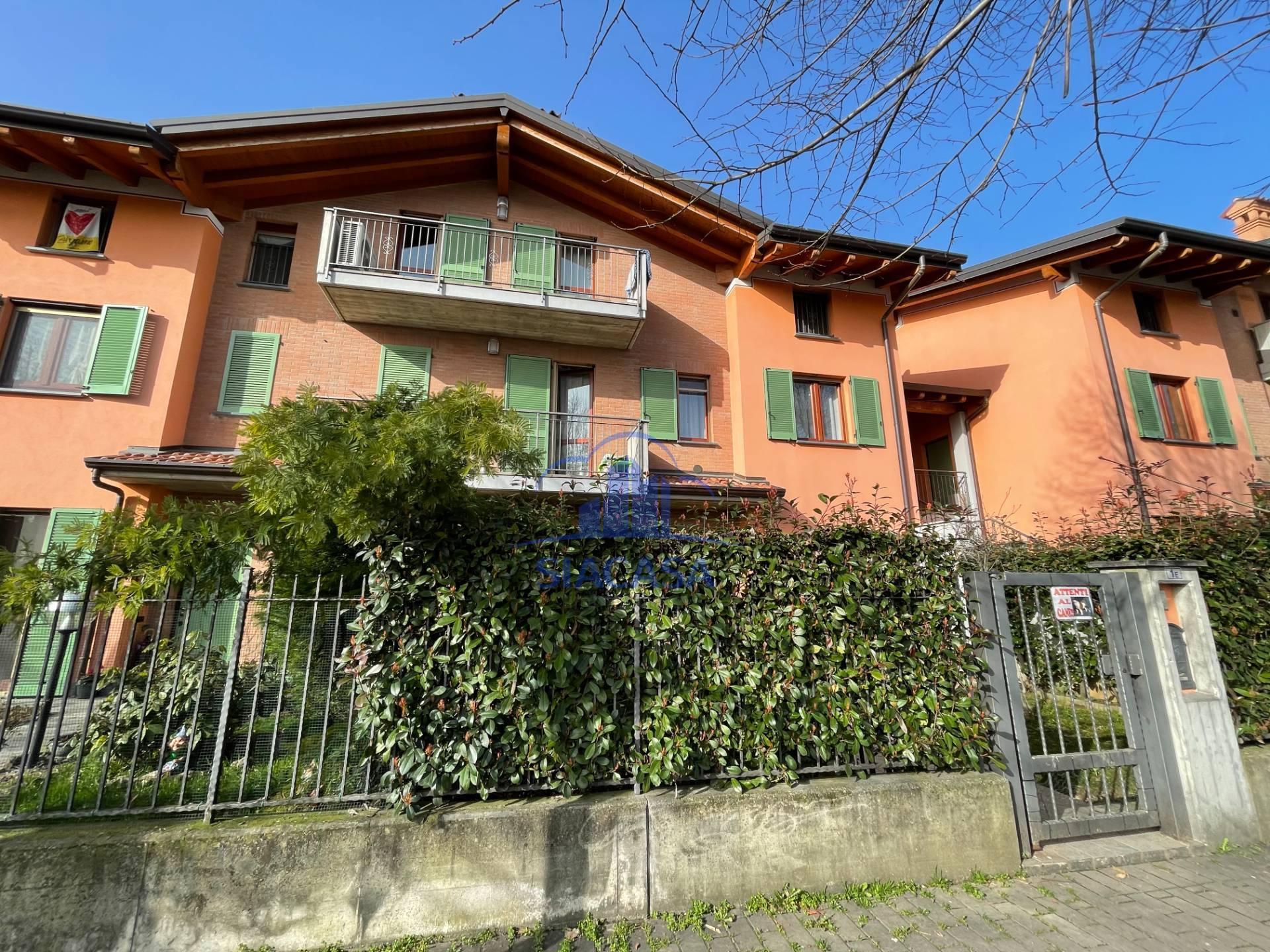 Appartamento in vendita a Osio Sotto, 3 locali, prezzo € 139.000 | PortaleAgenzieImmobiliari.it