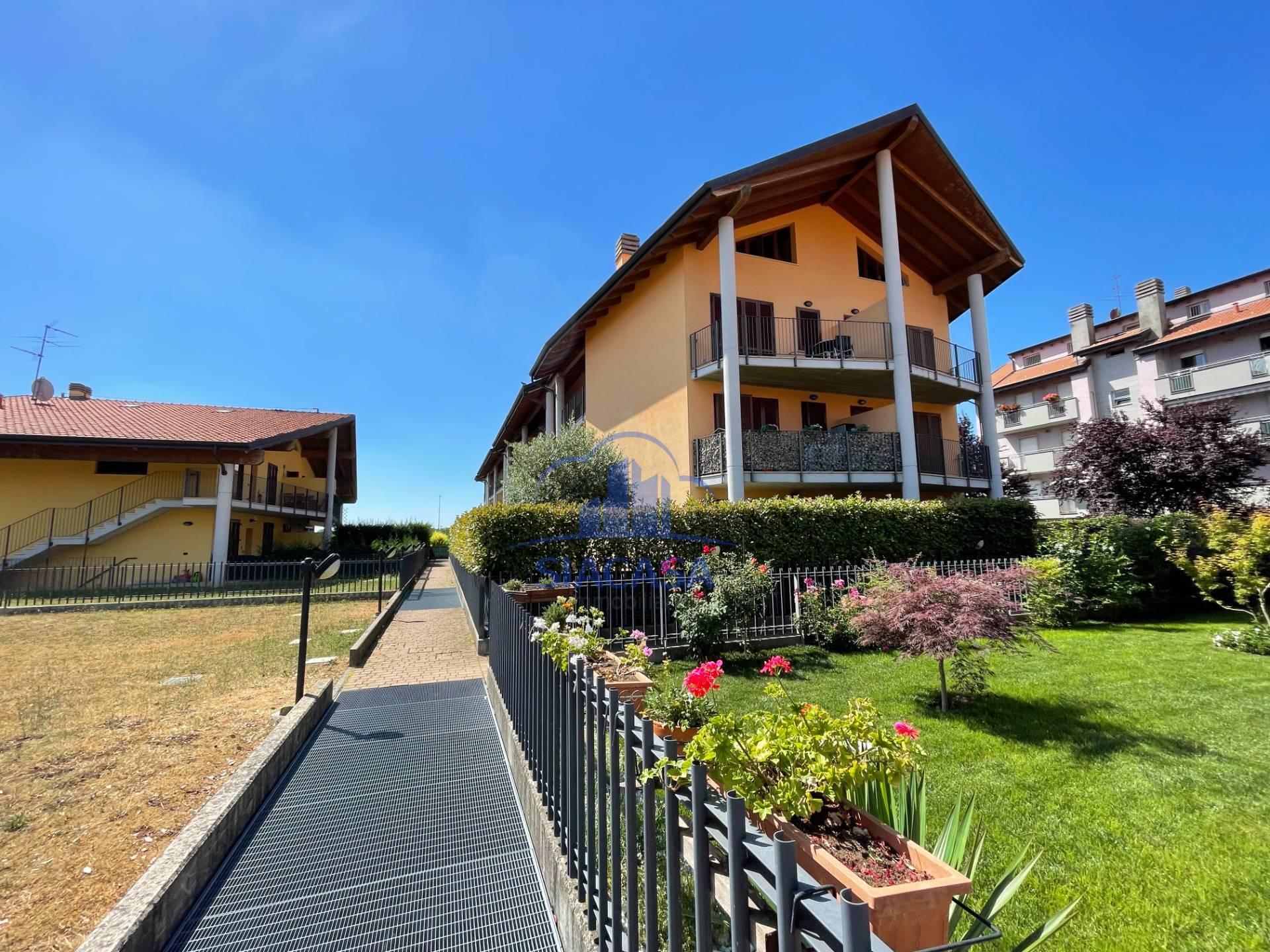 Appartamento in vendita a Cornate d'Adda, 2 locali, prezzo € 139.000 | PortaleAgenzieImmobiliari.it