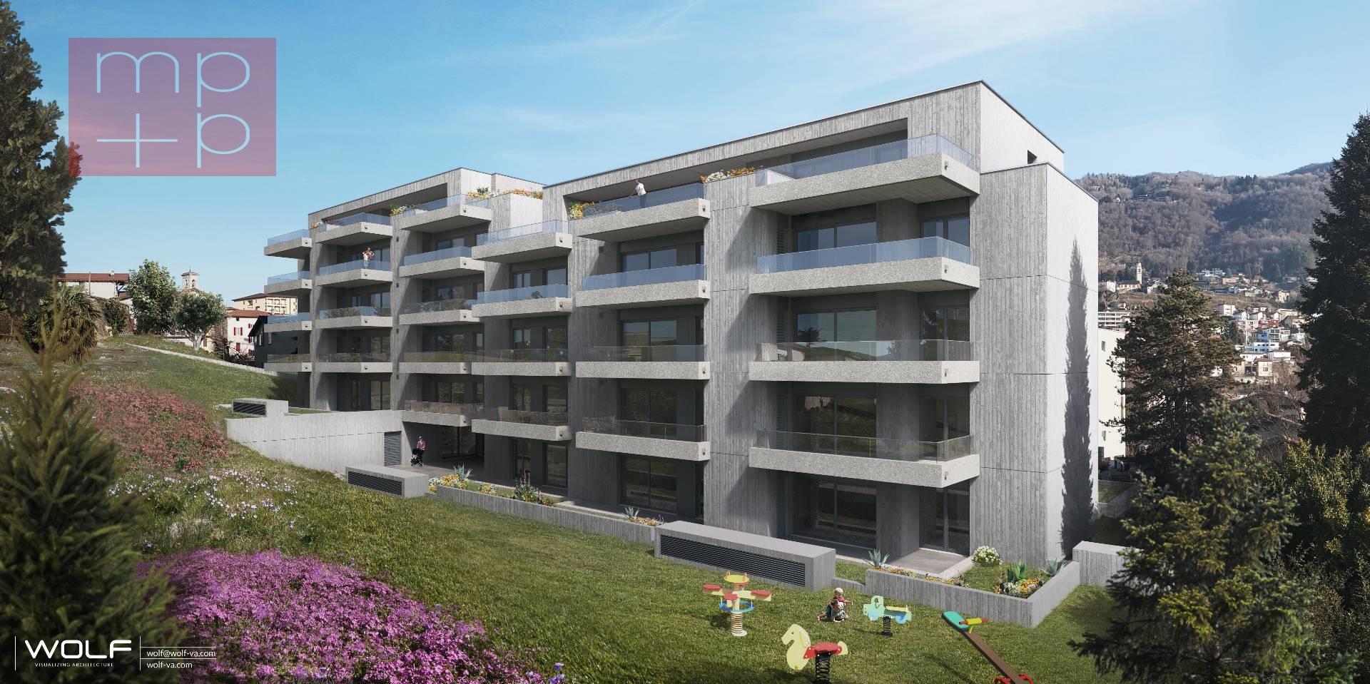Nuova Residenza in Vendita a Vacallo